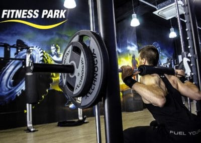 Fitness Park Valette Cross Training 3