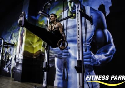 Fitness Park Valette Cross Training 4