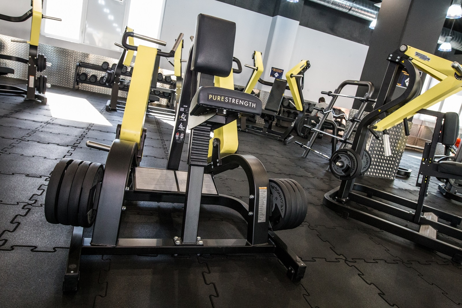 Plateau musculation libre fitness park for Fitness musculation